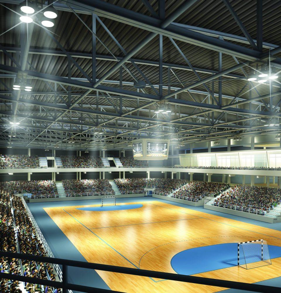 Handballhalle